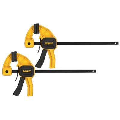 4.5 in. 35 lb. Trigger Clamps (2-Pack) w/1.5 in Throat Depth