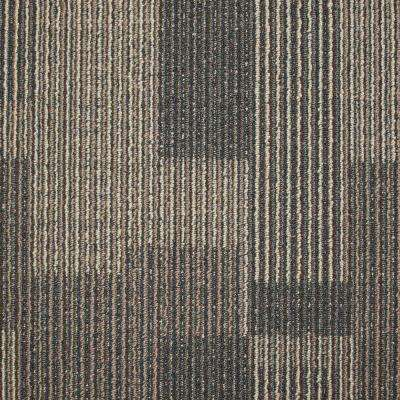 Rockefeller Hazelnut Loop 197 In X Carpet Tile 20 Tiles