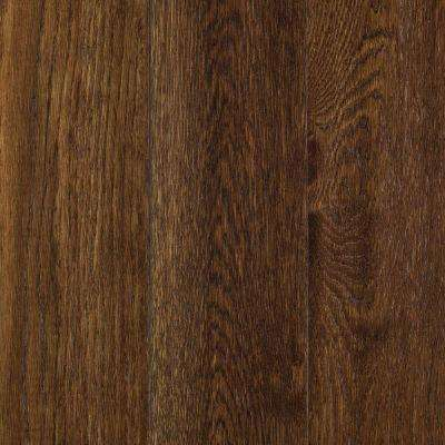 Take Home Sample - Yorkville Barrel Oak Solid Hardwood Flooring - 5 in. x 7 in.