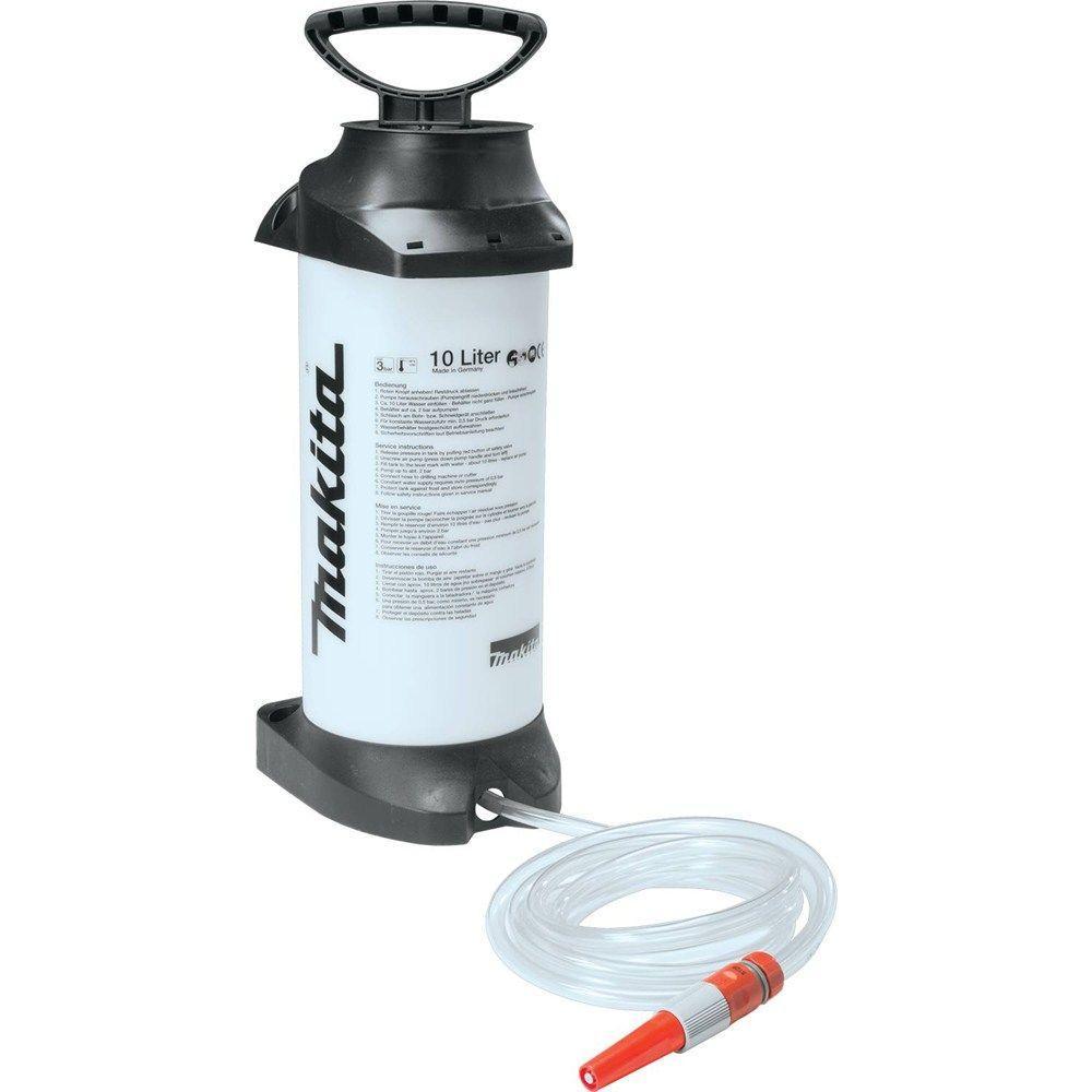 Makita 2.6 Gal. Pressurized Water Tank
