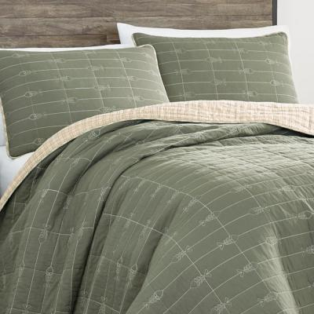 Troutdale Cotton Quilt