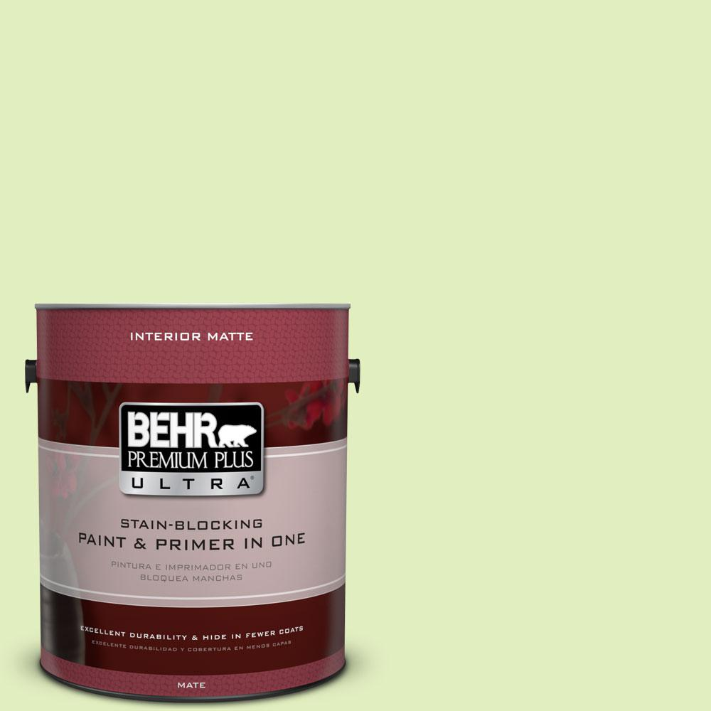 1 gal. #420A-2 Spirit Whisper Flat/Matte Interior Paint