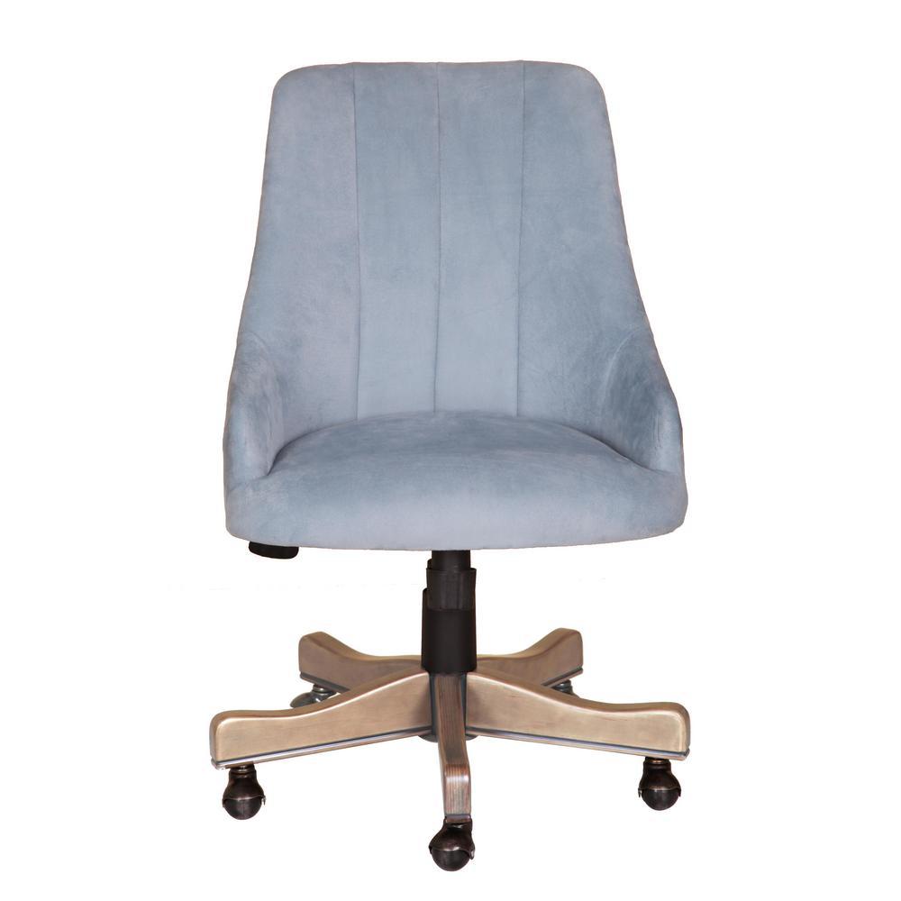 Boss Light Blue Shubert Chair