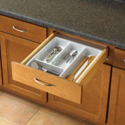 2.19 in. x 17.75 in. x 21 in. Utility Drawer Organizer