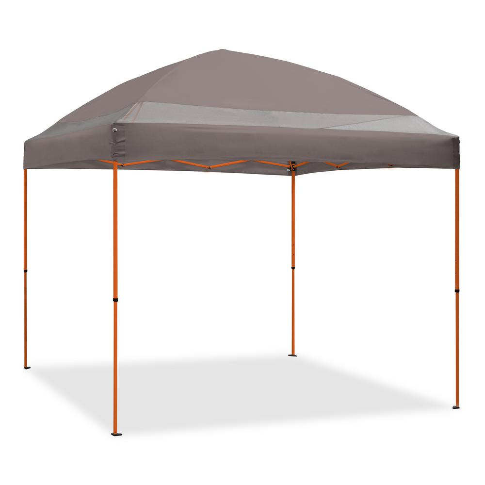 Grey Instant Canopy  sc 1 st  Home Depot & Caravan Canopy - Pop-Up Tents - Tailgating - The Home Depot