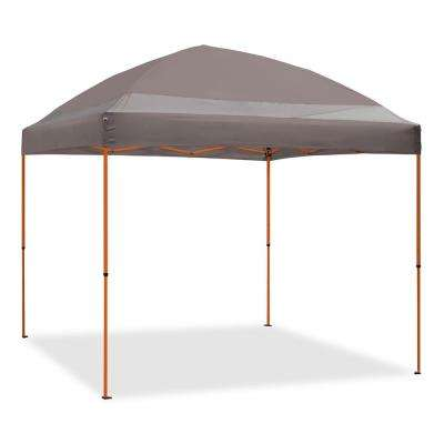 Archbreeze 10 ft. x 10 ft. Grey Instant Canopy