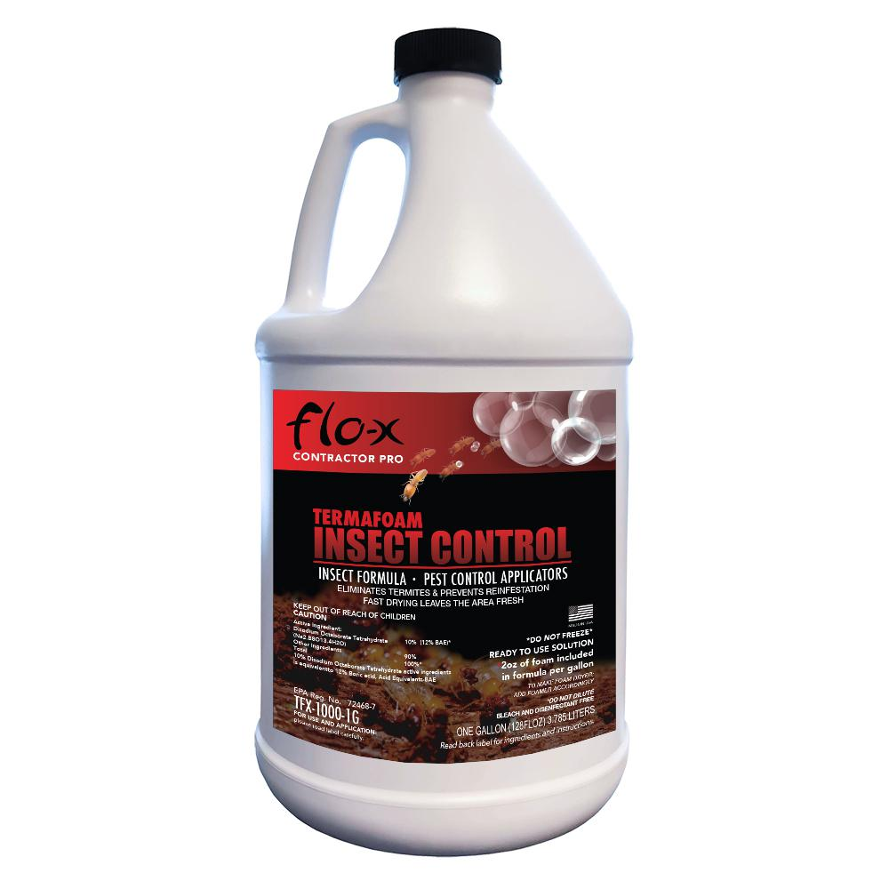 1 Gal. Contractor Pro Termafoam Insect Control