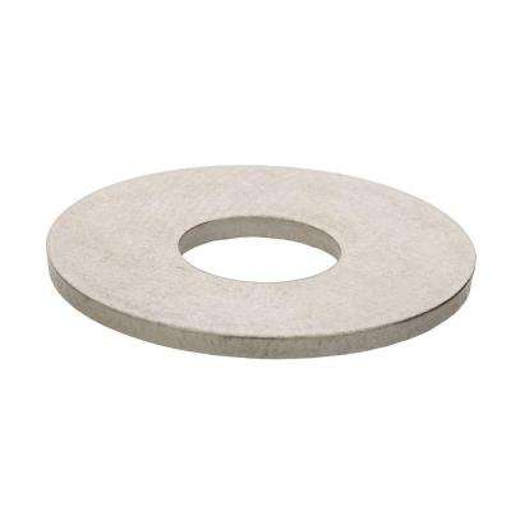 1/4 in. Aluminum Flat Washer (4-Piece)
