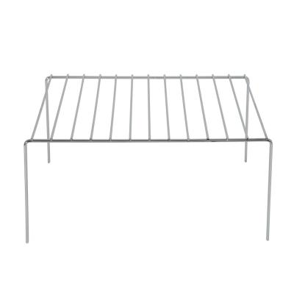 Chrome Medium Helper Shelf