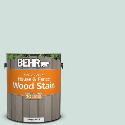 1 gal. #S430-1 Melting Moment Solid House and Fence Exterior Wood Stain