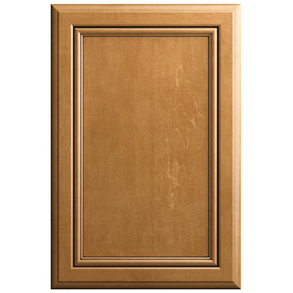 11x15 in. Sprewell Cabinet Door Sample in Sand Glaze