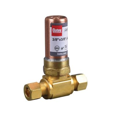Quiet Pipes 3/8 in. O.D. Compression Tee AA Hammer Arrestor