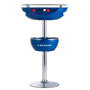2 inch 1 Foosball Table With Glass Top Built in 2-Cup Holders and Ice Bucket by