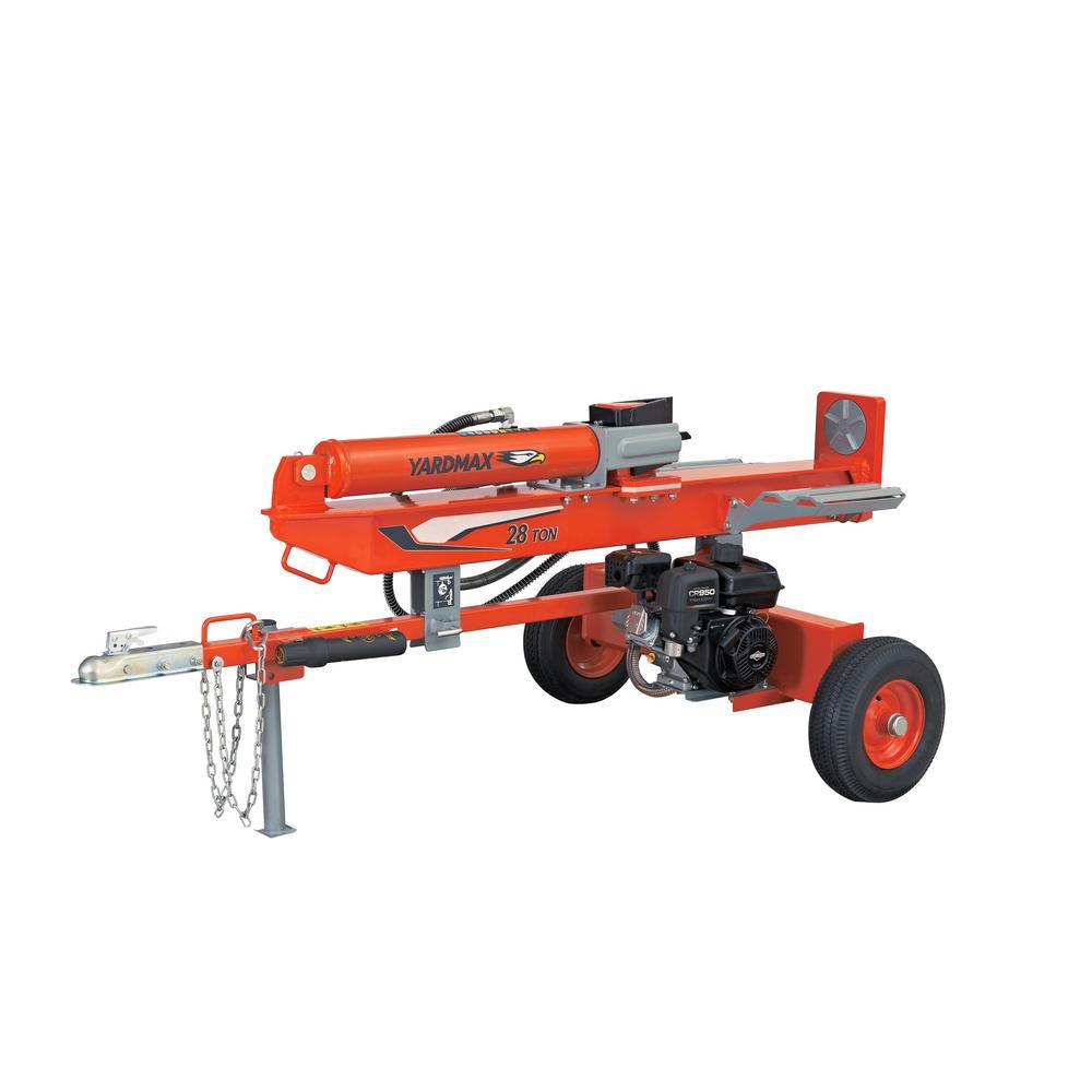 Champion Power Equipment 28-Ton 208cc Gas Log Splitter