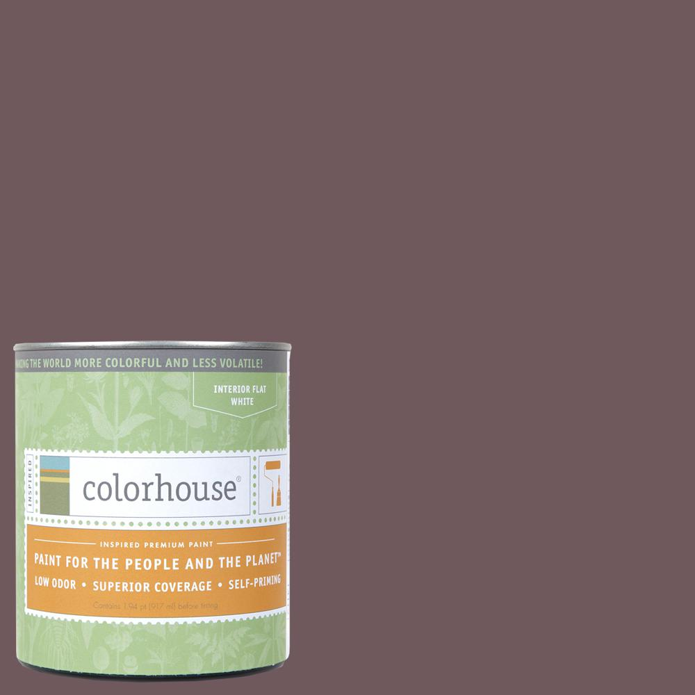 Colorhouse 1 qt. Wood .05 Flat Interior Paint