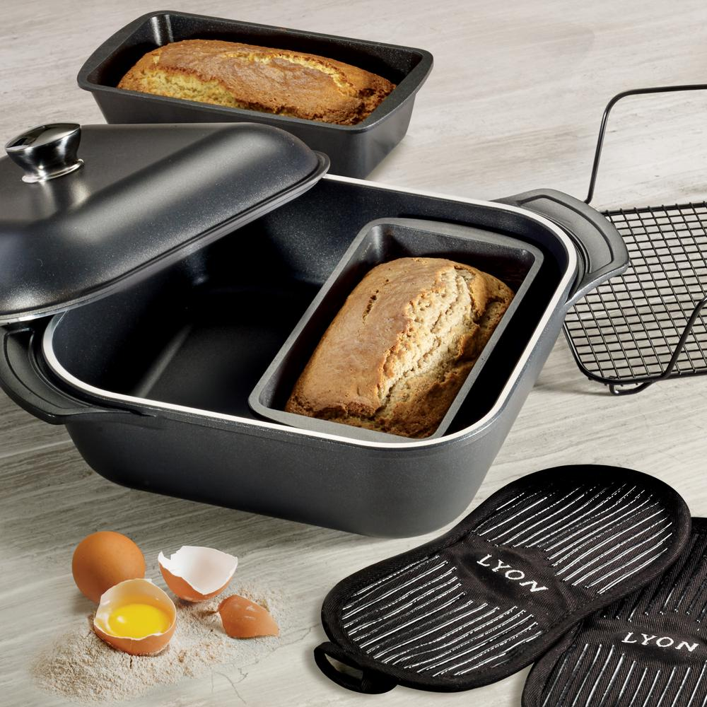 Lyon 7-Piece Multi-Cooking System