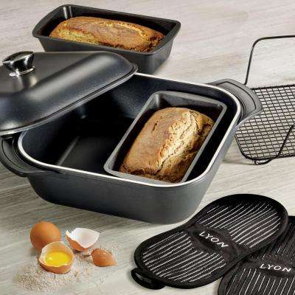 Lyon 7-Piece Multi-Cooking System
