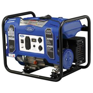 Ford 3,050-Watt Gasoline Powered Portable Generator by Ford