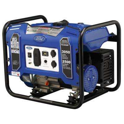 2500-Watt Gasoline Powered Portable Generator