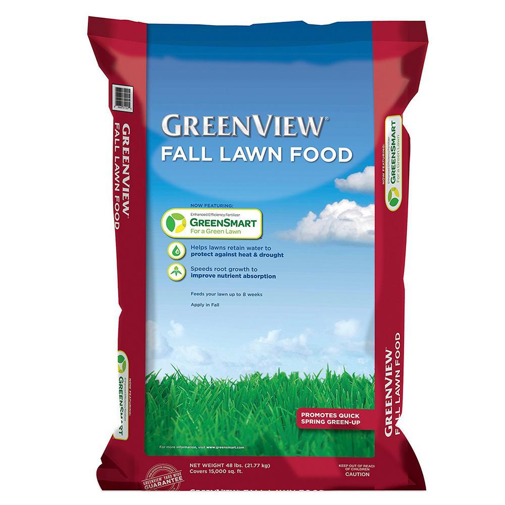 48 lbs. Fall Lawn Food