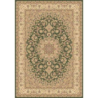 Legacy Green 8 ft. x 11 ft. Indoor Area Rugs