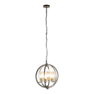 Sera 6-Light Chrome Chandelier