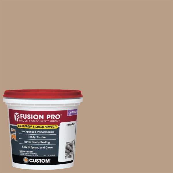 Fusion Pro #380 Haystack 1 Qt. Single Component Grout