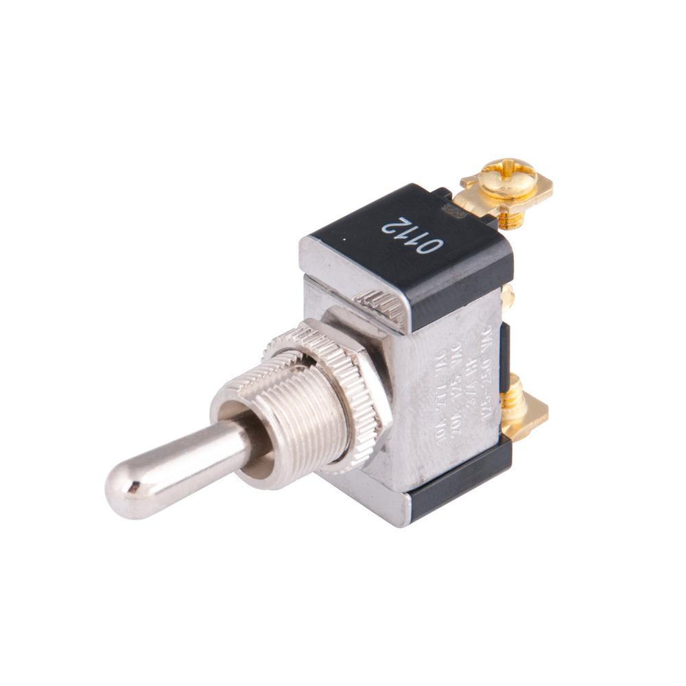 15 Amp Metal Toggle Switch
