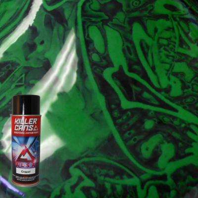 12 oz. Crazer Hunting Green Killer Cans Spray Paint