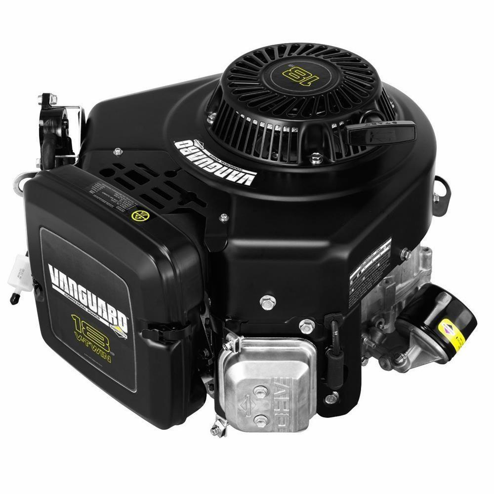 18 HP V-Twin Vertical Vanguard Gas Engine