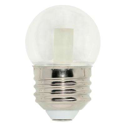 7.5-Watt Equivalent S11 LED Light Bulb, Soft White