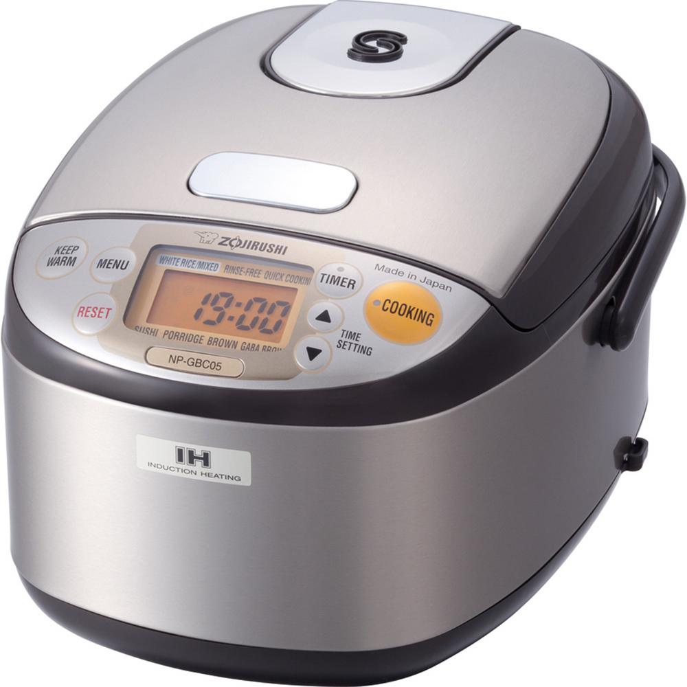 Zojirushi Induction Heating System Rice Cooker and Warmer...