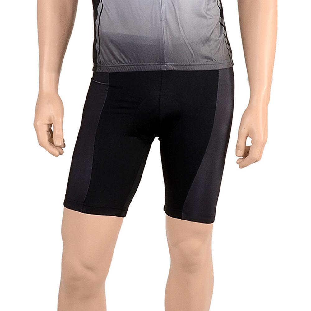 Triumph Men's Black Cycling Shorts