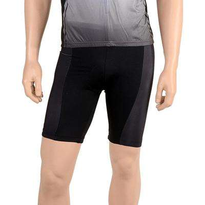 Triumph Men's Black Cycling Shorts