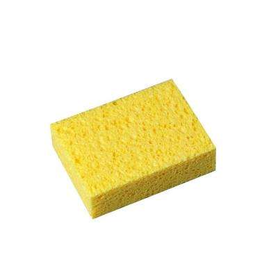 6 in. x 4.25 in. x 1.625 in. Commercial Size Sponge (Case of 24)