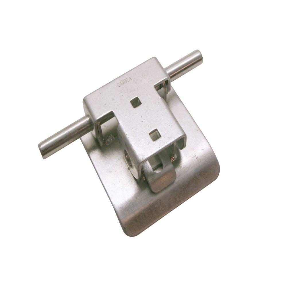 SSL-1P Garage Door Security Slide-Bolt Lock