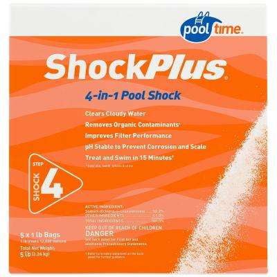 1 lb. Shock Plus (5-Pack)
