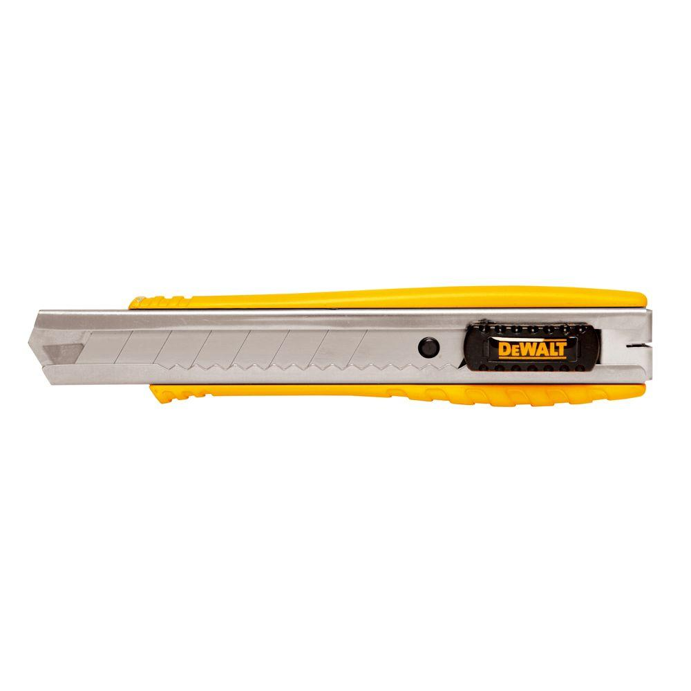 DEWALT 18 mm Metal Body Snap Off Knife