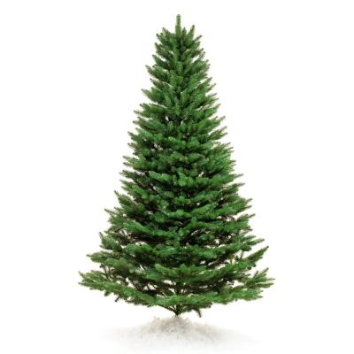 7.5 ft. Freshly Cut Turkish Fir Live Christmas Tree (Real, Natural, Oregon-Grown)