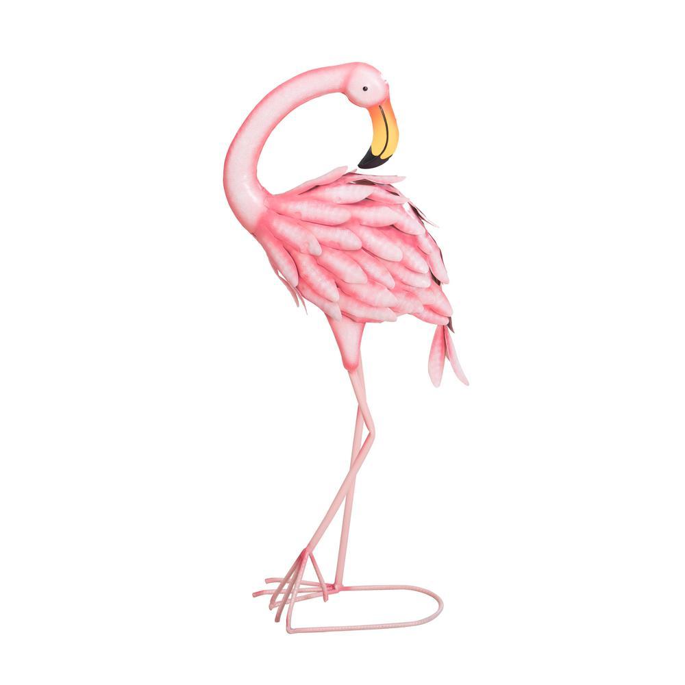 Flamingo Bird-Hear Backward