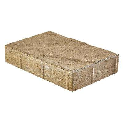 Taverna 11.81 in. L x 7.87 in. W x 1.97 in. H Rectangle San Marcos Blend Concrete Paver (192-Piece/124 sq. ft./Pallet)
