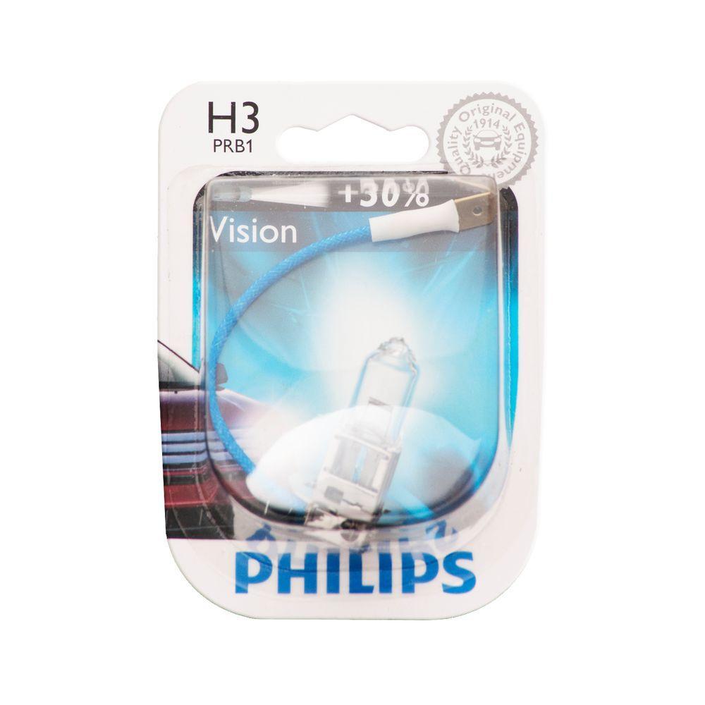 Philips Vision 12336/H3 Headlight Bulb (1-Pack)