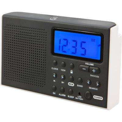 Portable AM/FM Short Wave Radio