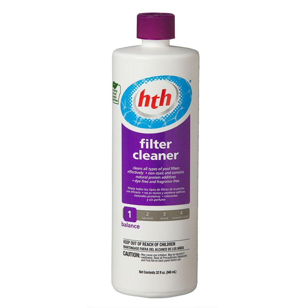 null 2.25 lb. Filter Cleaner