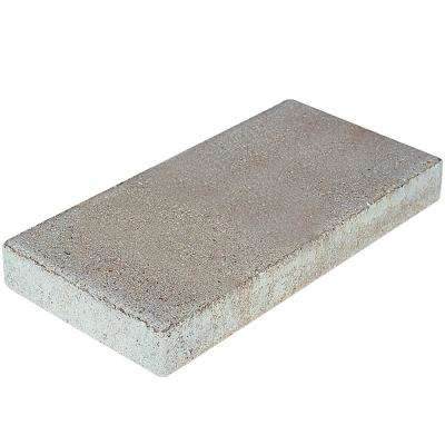 16 in. x 8 in. x 1.75 in. Pewter Concrete Step Stone (168-Piece/150 sq. ft./Pallet)