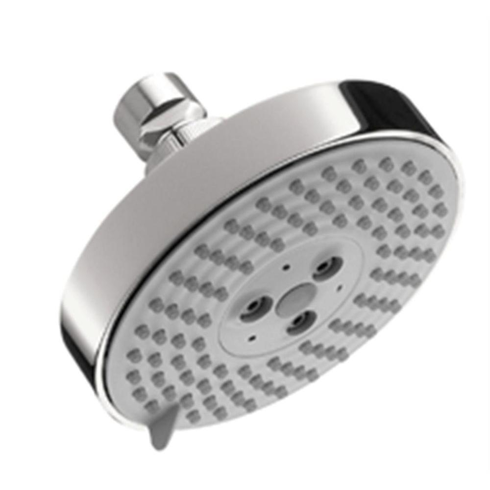 Hansgrohe Raindance S 120 3-Spray 5 in. Air Showerhead in Chrome