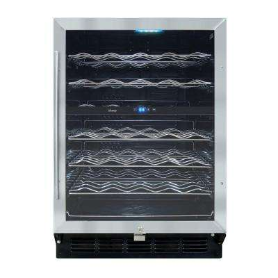 Butler 24 in. 58-Bottle Wine Cooler