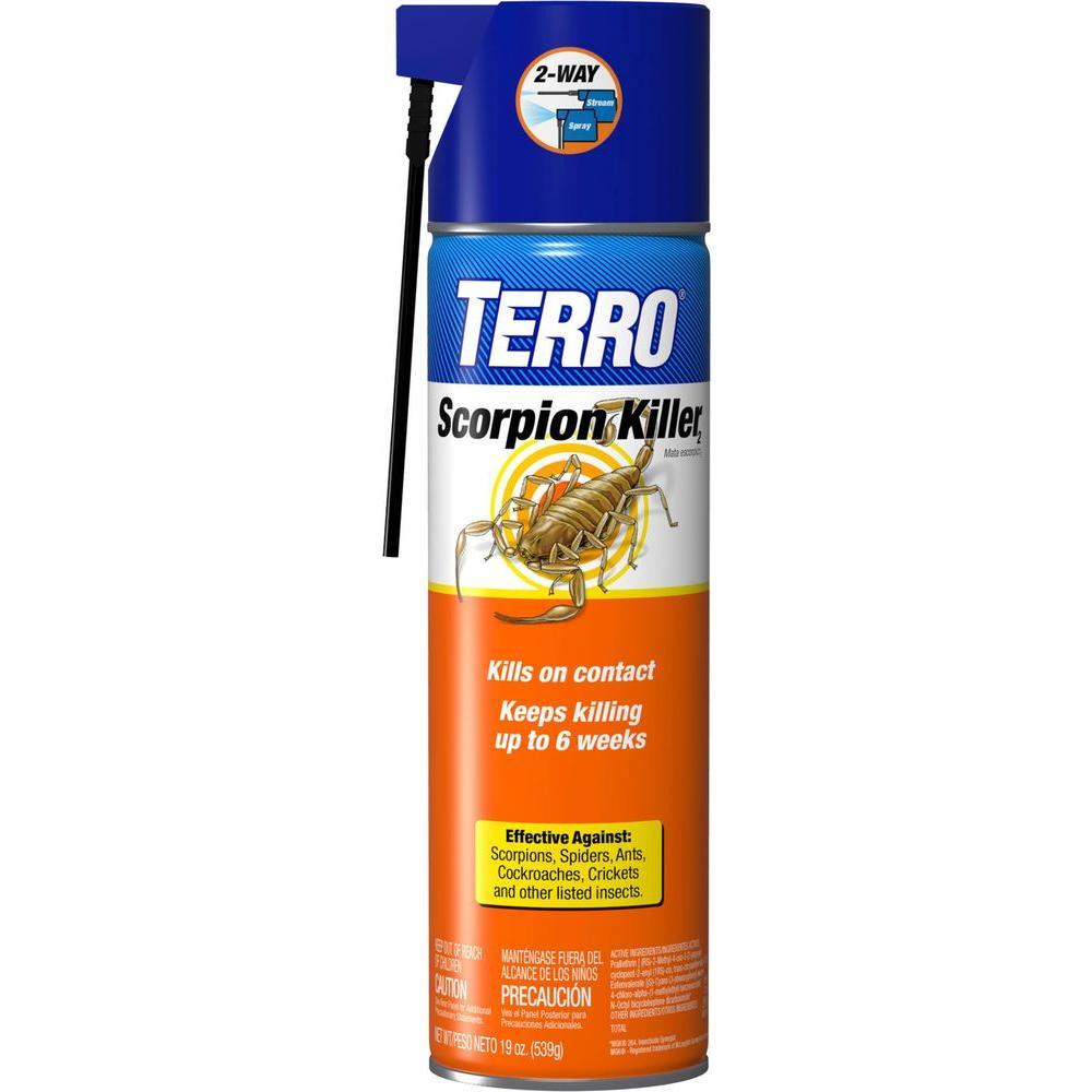 TERRO 19 oz. Scorpion Killer Aerosol Spray