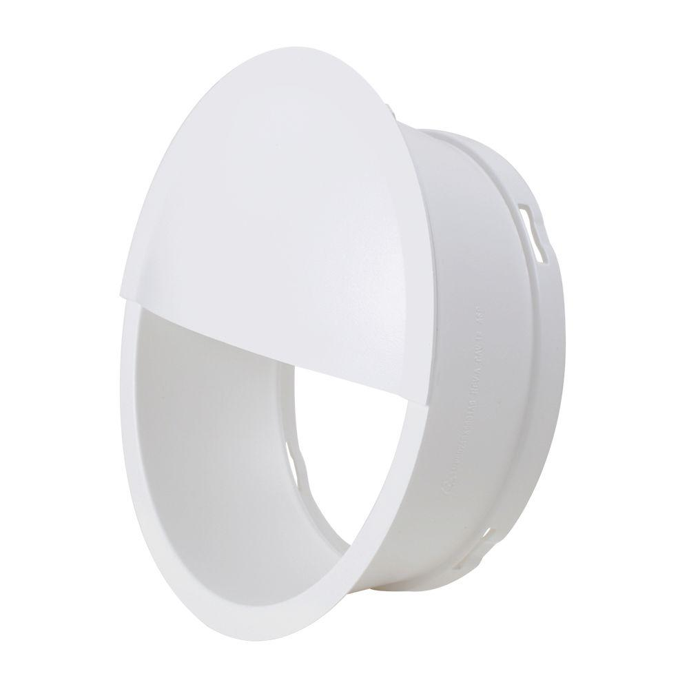 Cree 6 in. White LED Recessed Downlight Eyelid Trim