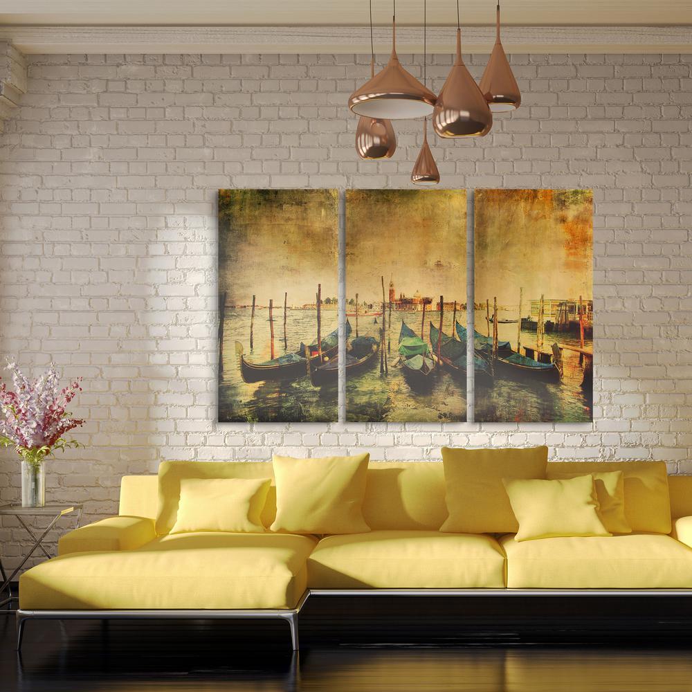 3 - Canvas Art - Art - The Home Depot